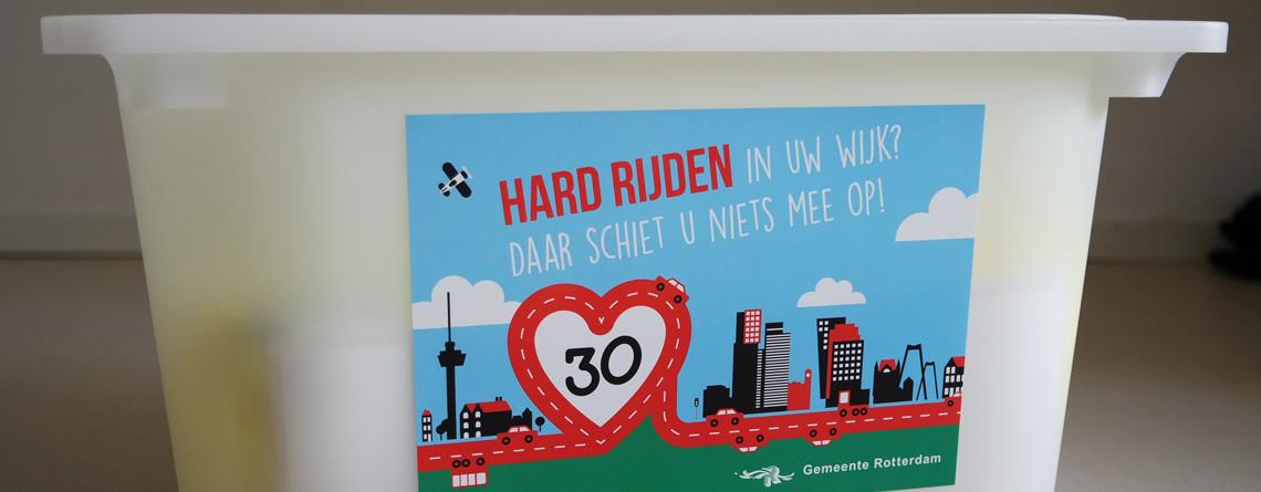 VerkeersveiligheidsBox Rotterdam